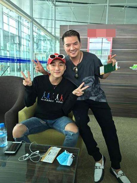 "Bo me Son Tung MTP ""nghien nang"" Dam Vinh Hung - Anh 1"