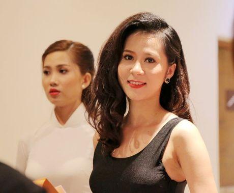 Nguoi dep mien Nam khoe sac tai casting Hoa hau Ban sac Viet toan cau - Anh 10