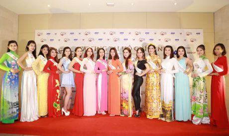 Nguoi dep mien Nam khoe sac tai casting Hoa hau Ban sac Viet toan cau - Anh 11
