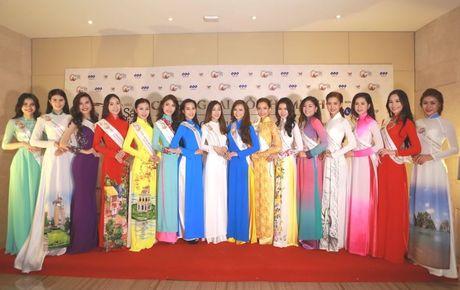 Nguoi dep mien Nam khoe sac tai casting Hoa hau Ban sac Viet toan cau - Anh 12
