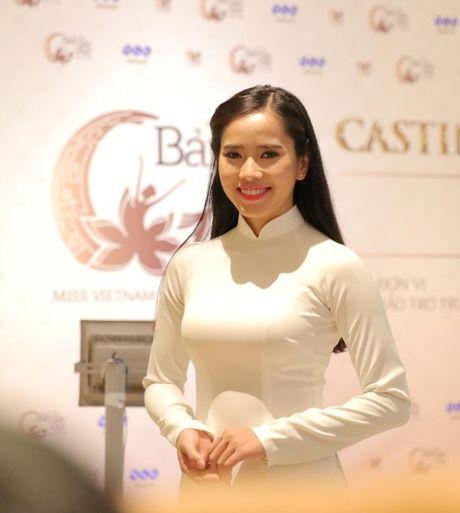 Nguoi dep mien Nam khoe sac tai casting Hoa hau Ban sac Viet toan cau - Anh 9