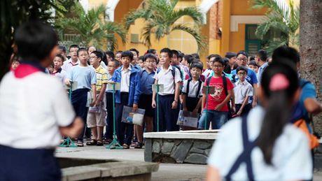 Hon 4.000 thi sinh thi vao lop 6 truong chuyen Tran Dai Nghia - Anh 1
