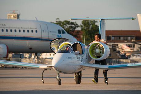 NASA cong bo may bay tuong lai - Anh 3