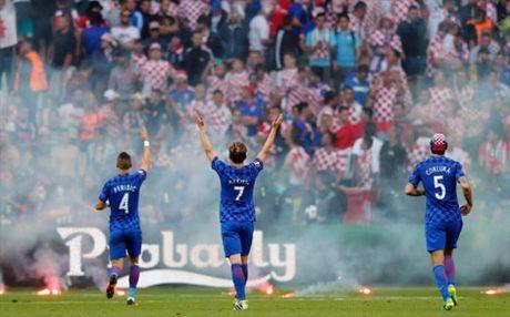 Croatia – Tay Ban Nha: The chan tuong - Anh 2