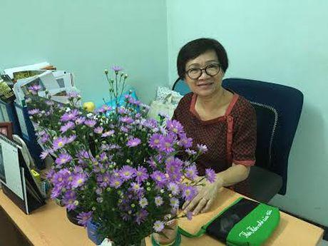'Nu tuong' lang bao The Thanh: 'Chua bao gio nguoi noi nho thuong nghe bao' - Anh 2