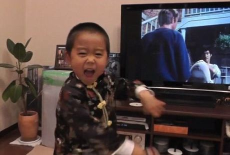 "Chan dung cau be 4 tuoi duoc menh danh ""Ly Tieu Long tai the"" - Anh 5"