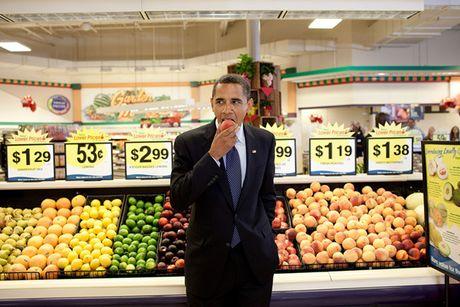 20 buc hinh Tong thong Obama muon xem lai nhieu lan - Anh 20