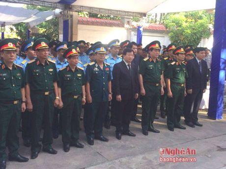 Le truy dieu Dai ta phi cong Tran Quang Khai - Anh 1