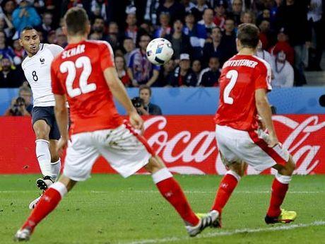 DIEM NHAN Phap 0-0 Thuy Si: The kho cua Deschamps. Da the nay, Xhaka phai no luc nhieu o Arsenal - Anh 1