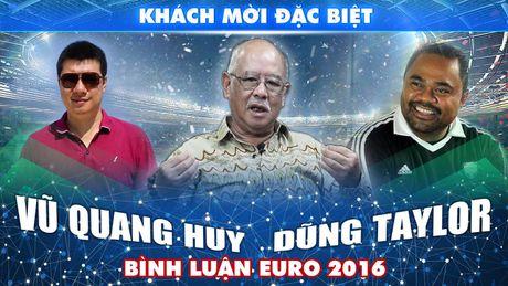 Hap dan Euro dem nay 20.6: Dai chien Dong va Tay Au - Anh 1