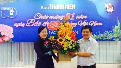 Dong hanh, phan bien cong tac quan ly van hoa, giao duc thanh thieu nien - Anh 1