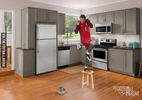 Dieu bo kho do cua Cristiano Ronaldo qua tri tuong tuong cua dan mang - Anh 1