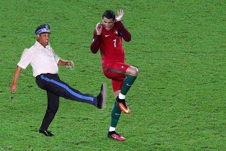 Dieu bo kho do cua Cristiano Ronaldo qua tri tuong tuong cua dan mang - Anh 5