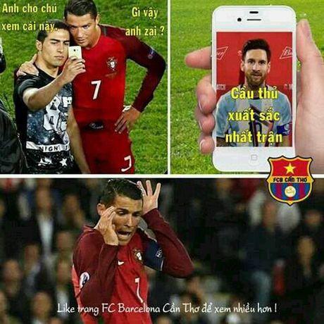 Dieu bo kho do cua Cristiano Ronaldo qua tri tuong tuong cua dan mang - Anh 7
