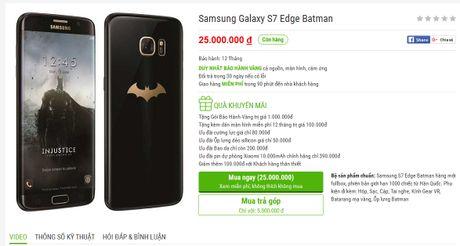 Galaxy S7 edge 'nguoi doi' giam gia hon 20 trieu sau it ngay - Anh 1