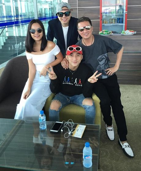 Dam Vinh Hung thich xem Son Tung M-TP dien - Anh 4