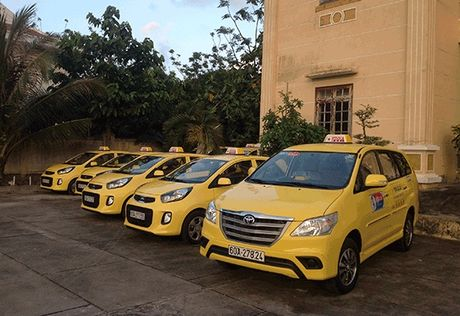 Sai Gon MTX dau tu 70 ti dong mo hang taxi tai TP Quy Nhon - Anh 1