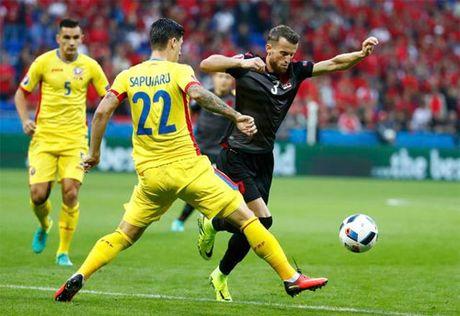 Bong da Albania: Mat ngot va mau do - Anh 2