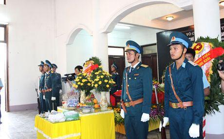 Truy dieu Dai ta Tran Quang Khai hy sinh khi huan luyen chien dau - Anh 1