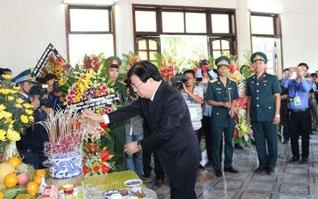 Truy dieu Dai ta Tran Quang Khai hy sinh khi huan luyen chien dau - Anh 2