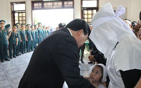 Truy dieu Dai ta Tran Quang Khai hy sinh khi huan luyen chien dau - Anh 3