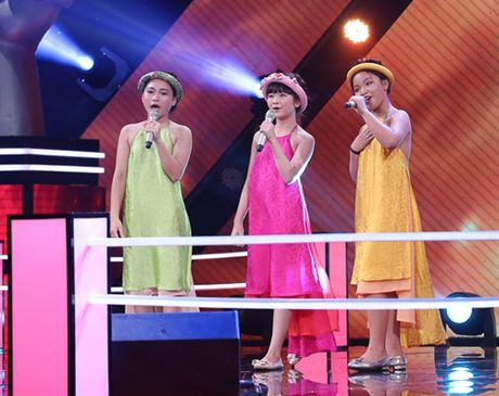 The Voice Kids: Dong Nhi cang thang doi dau Noo Phuoc Thinh - Anh 1