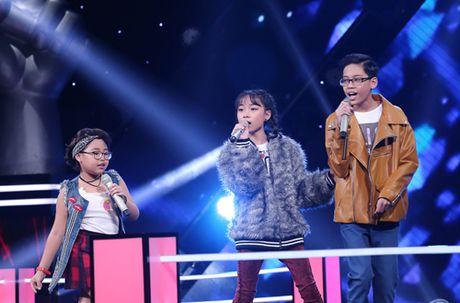 The Voice Kids: Dong Nhi cang thang doi dau Noo Phuoc Thinh - Anh 6
