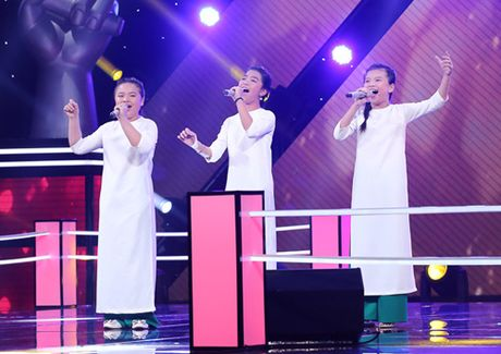 The Voice Kids: Dong Nhi cang thang doi dau Noo Phuoc Thinh - Anh 7