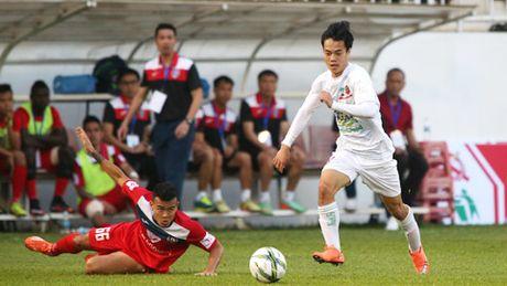 Truc tiep Than Quang Ninh vs HAGL vong 23 V.League 2016 - Anh 1