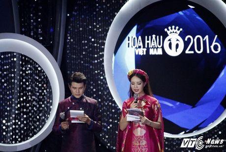 30 nhan sac Hoa hau Viet Nam toa sang trong ao dai 'Ngoc Vien Dong' - Anh 3