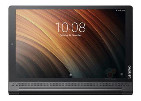 "[Ro ri] Lenovo Yoga Tab 3 phien ban Plus: USB-C, 10"", man hinh 2K, pin 19 tieng, gia tu 350 Euro - Anh 1"