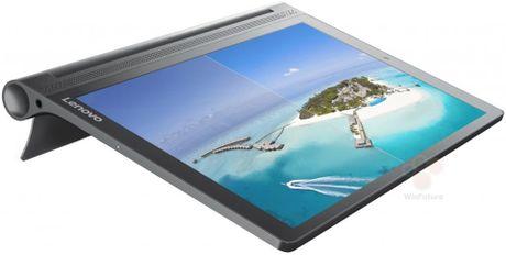 "[Ro ri] Lenovo Yoga Tab 3 phien ban Plus: USB-C, 10"", man hinh 2K, pin 19 tieng, gia tu 350 Euro - Anh 2"