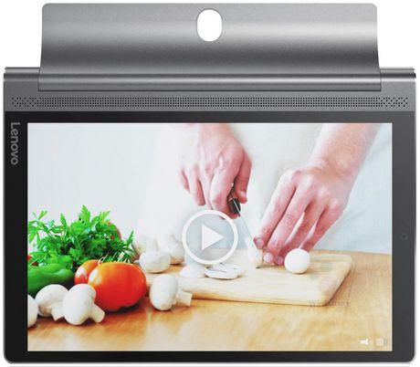 "[Ro ri] Lenovo Yoga Tab 3 phien ban Plus: USB-C, 10"", man hinh 2K, pin 19 tieng, gia tu 350 Euro - Anh 3"