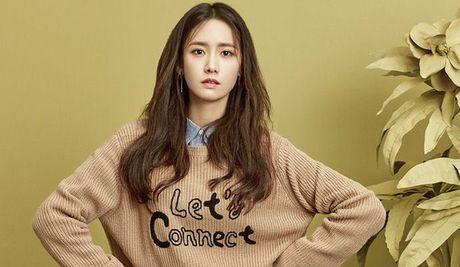 YoonA (SNSD) lam mat lanh tanh trong bo anh moi - Anh 1