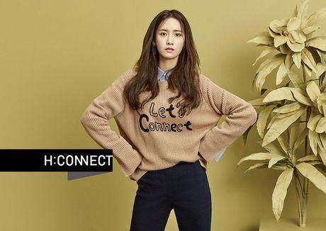 YoonA (SNSD) lam mat lanh tanh trong bo anh moi - Anh 2