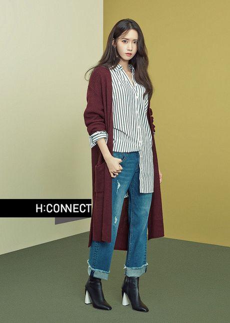 YoonA (SNSD) lam mat lanh tanh trong bo anh moi - Anh 5