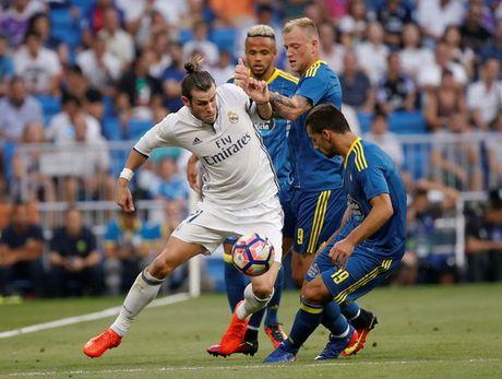 Morata ghi ban sau 833 ngay, Real Madrid chiem ngoi dau La Liga - Anh 2