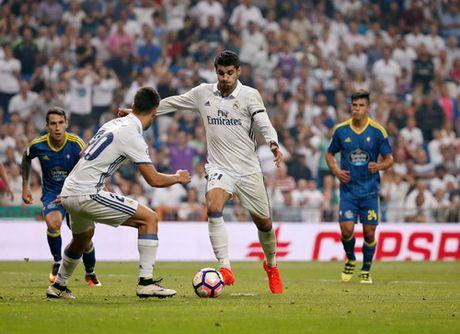 Morata ghi ban sau 833 ngay, Real Madrid chiem ngoi dau La Liga - Anh 4