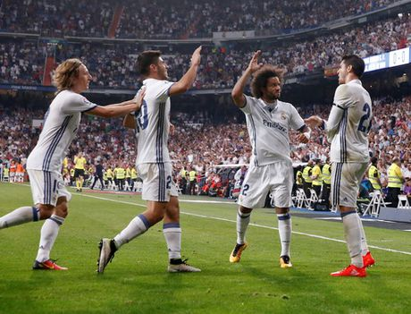 Morata ghi ban sau 833 ngay, Real Madrid chiem ngoi dau La Liga - Anh 5