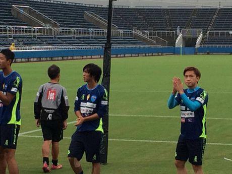 Tuan Anh lan dau tien da chinh, Yokohama thang dam - Anh 1
