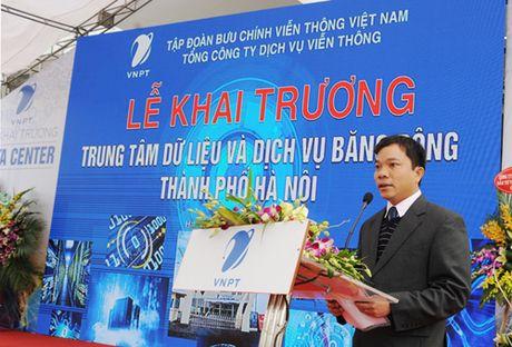 Pho tong giam doc tre nhat VNPT-VinaPhone bat ngo nghi viec - Anh 1
