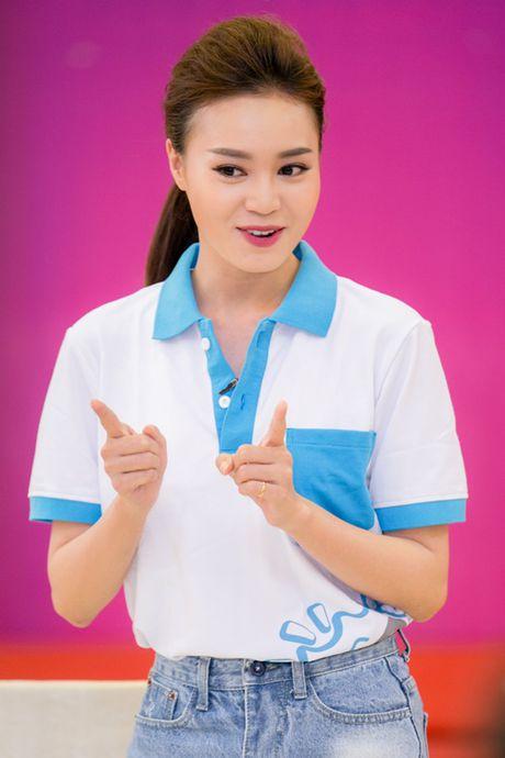 Hoa hau Viet Nam 2016: 'Cam' Lan Ngoc day thi sinh cach vuot scandal - Anh 1