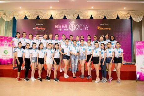 Hoa hau Viet Nam 2016: 'Cam' Lan Ngoc day thi sinh cach vuot scandal - Anh 5