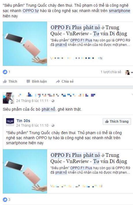 Smartphone Oppo F1 Plus tu phat no khien gioi tre Viet lo lang - Anh 5