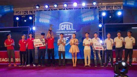 CFEL Dot Kich: su kien the thao dien tu chung ket trong mo - Anh 3