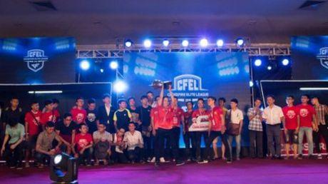 CFEL Dot Kich: su kien the thao dien tu chung ket trong mo - Anh 7