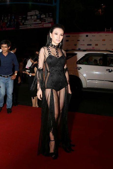 Truc tiep Chung ket Hoa hau Viet Nam 2016: Nong bong phan thi bikini - Anh 16