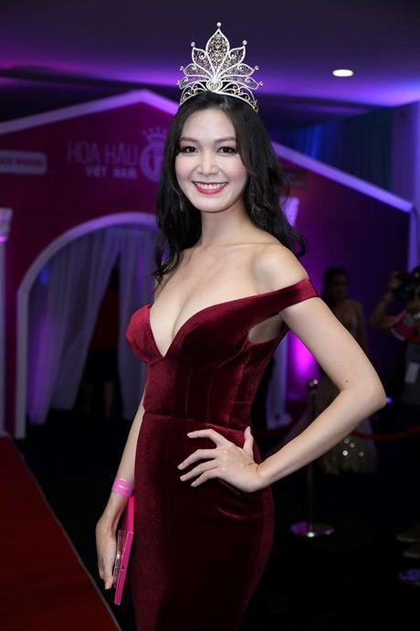 Truc tiep Chung ket Hoa hau Viet Nam 2016: Nong bong phan thi bikini - Anh 22
