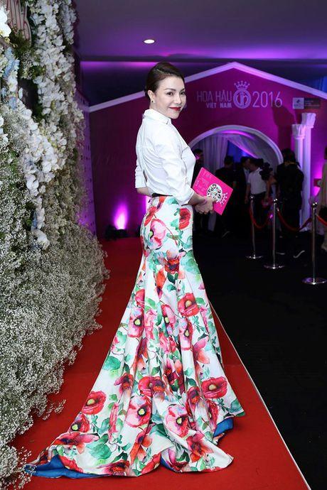 Truc tiep Chung ket Hoa hau Viet Nam 2016: Nong bong phan thi bikini - Anh 24