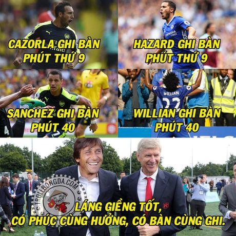 Fan Man United trao Qua bong vang cho Rashford, Guardiola dau hang Barcelona - Anh 13